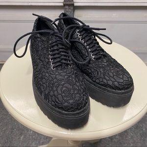 Jeffery Campbell | Nasty Gal Platform Sneakers